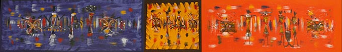Peintures africaines