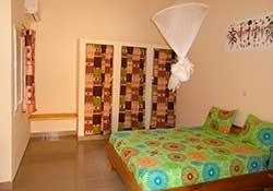 Nouvelle chambre hôtel Sénégal