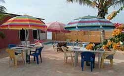 Le restaurant du Djembé à Joal - 1